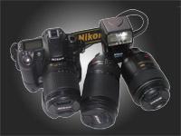 Nikon Spiegelreflex Kamera